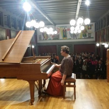 Piano recital in Vaduz