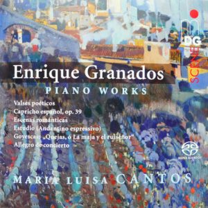 CD Release - Enrique Granados
