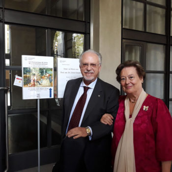 Pepe Romero and Maria Luisa Cantos in Zurich