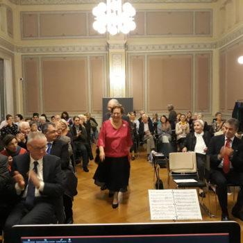 Anniversary concert of 40 years of Musica Espanola