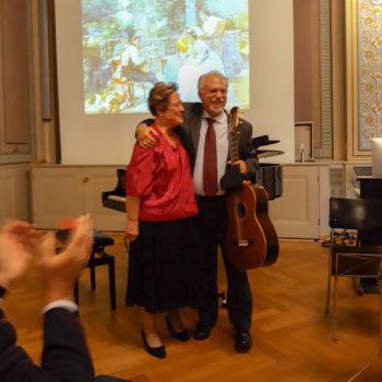 Maria Luisa Cantos and Pepe Romero