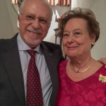 Pepe Romero and Maria Luisa Cantos